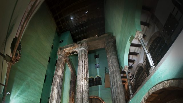 Columnas_Templo_de_Augusto_Barcelona bgb blog
