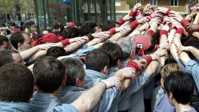 Castellers - Human towers